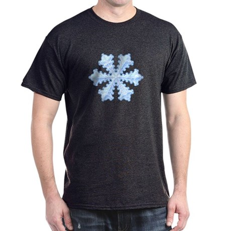 Flurry Snowflake XIII Dark T-Shirt