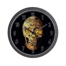 Dead Man ~ Wall Clock