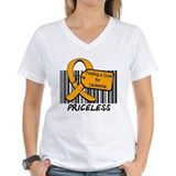 Leukemia Cure Priceless Shirt
