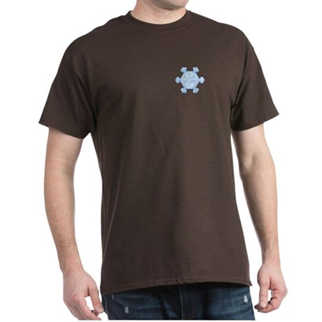 Flurry Snowflake XI Dark T-Shirt
