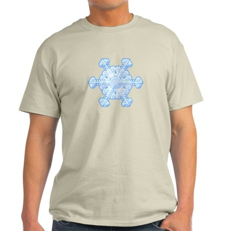 Flurry Snowflake XI Light T-Shirt