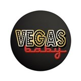"Vegas Baby 3.5"" Button"