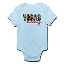Vegas Baby Infant Bodysuit