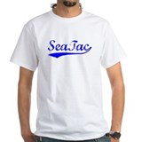 Vintage SeaTac (Blue) Shirt