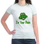 I'm Your Ride Jr. Ringer T-Shirt