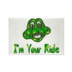 I'm Your Ride Rectangle Magnet (100 pack)