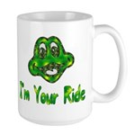 I'm Your Ride Large Mug