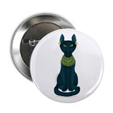 "Bastet 2.25"" Button (100 pack)"