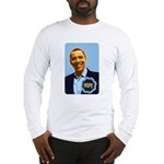 Barack Obama Hope Long Sleeve T-Shirt