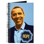 Barack Obama Hope Journal