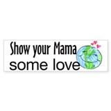 Earth Day bumper sticker Bumper Sticker (50 pk)