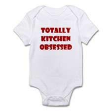 Totally Kitchen Obsessed Infant Creeper