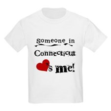 Someone in Connecticut T-Shirt