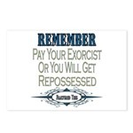 Repossessed Postcards (Package of 8)