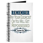Repossessed Journal