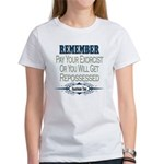 Repossessed Women's T-Shirt