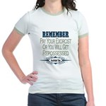 Repossessed Jr. Ringer T-Shirt