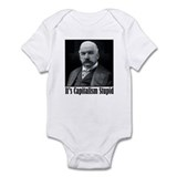 "J.P. Morgan says ""It's Capitalism Stupid"" Infant B"