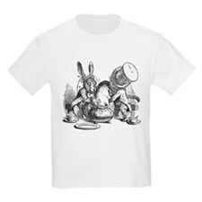 Sleepy Dormouse Kids T-Shirt