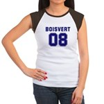 Boisvert 08 Women's Cap Sleeve T-Shirt