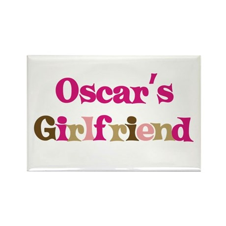 Oscar's Girlfriend Rectangle Magnet