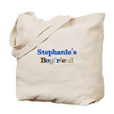 Stephanie's Boyfriend Tote Bag