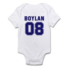 Boylan 08 Infant Bodysuit
