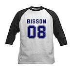 Bisson 08 Kids Baseball Jersey
