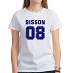 Bisson 08 Women's T-Shirt