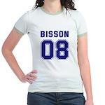 Bisson 08 Jr. Ringer T-Shirt