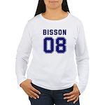 Bisson 08 Women's Long Sleeve T-Shirt