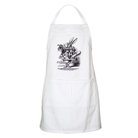 White Rabbit 2 BBQ Apron