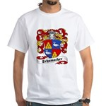 Schumacher Family Crest White T-Shirt