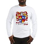 Schumacher Family Crest Long Sleeve T-Shirt