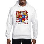 Schumacher Family Crest Hooded Sweatshirt