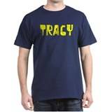 Tracy Faded (Gold) T-Shirt