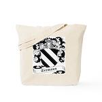 Seemann Family Crest Tote Bag