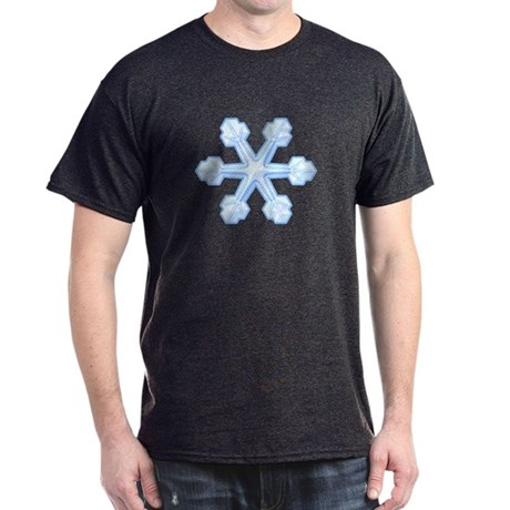 Flurry Snowflake IX Dark T-Shirt