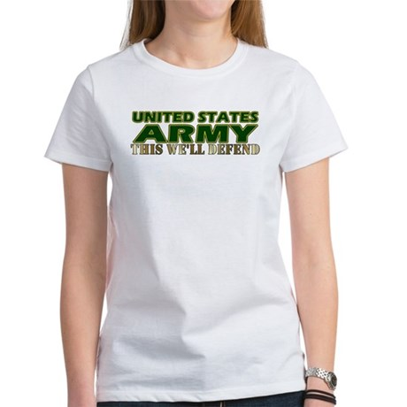 United States Army Women's T-Shirt