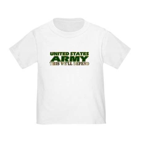 United States Army Toddler T-Shirt