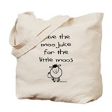 Cute Breastmilk Tote Bag