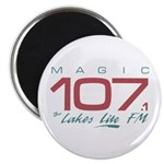 Smooth Magic 107 Magnet