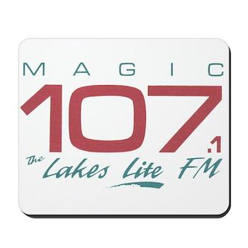 Smooth Magic 107 Mousepad