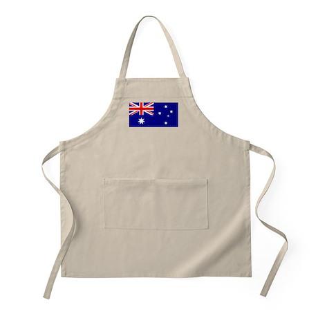 Aussie Flag BBQ Apron