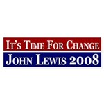 Time for Change (bumper sticker)