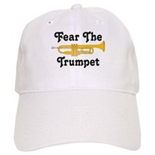 Fear The Trumpet Music Cap