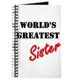 World's Greatest Sister Journal