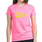 Vintage Skyla (Gold) Tee