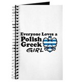 Polish Greek Girl Journal