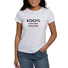 100 Percent Costume Designer Tee
